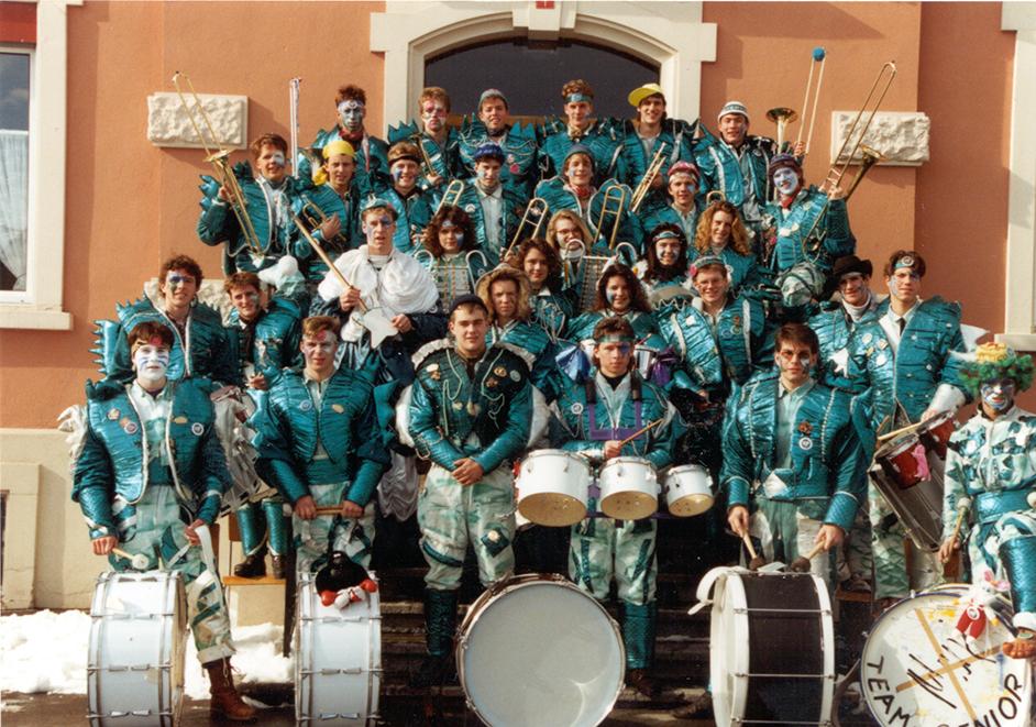 1991 – Drachen