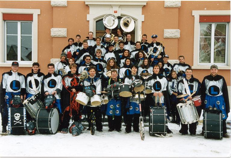 1995 – Rattle