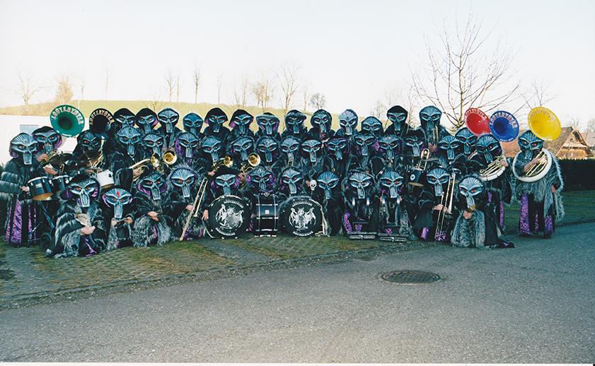 2001 – Rodan