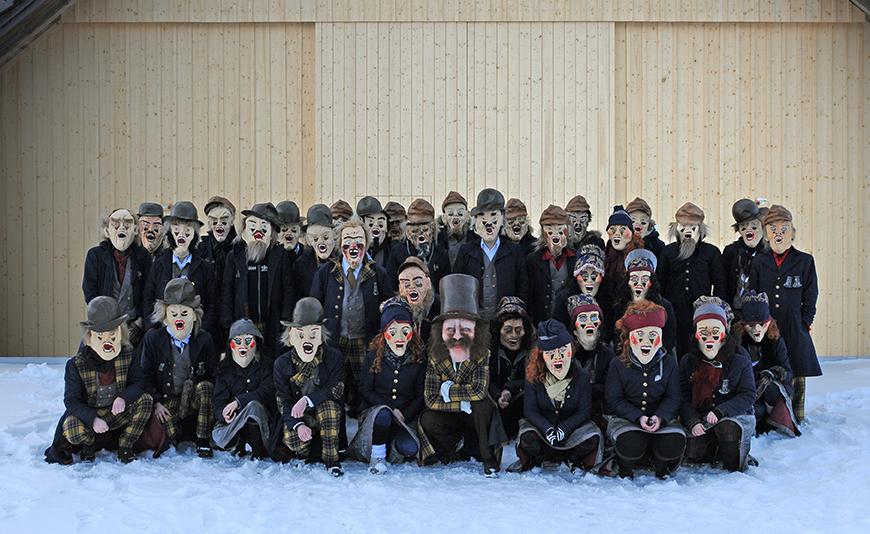 2013 – Gangs of new Höudi